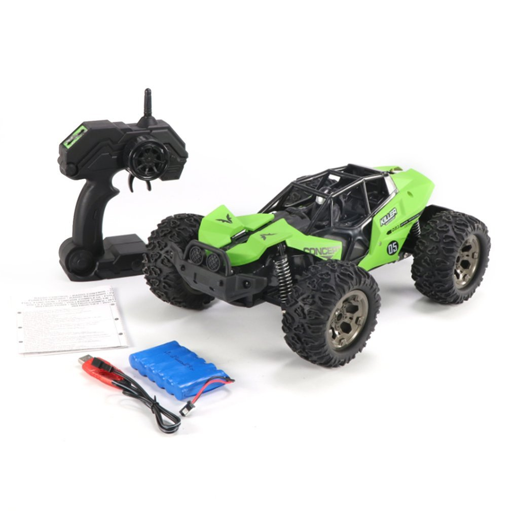 1/12 RC Car 4WD climbing Car 4x4 UJ99-1211B Double Motors Drive Bigfoot Car Remote Control Model Off-Road Vehicle Toys Gift image