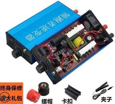 FREE SHIPPING 6000w Electronic Ultrasonic Inverter Kit 12v High Power Inverter Battery Booster