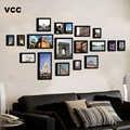 18 unids/set de marcos de madera para colgar en la pared, marco de fotos para pared con fotos marco de madera clásico para decoración del hogar