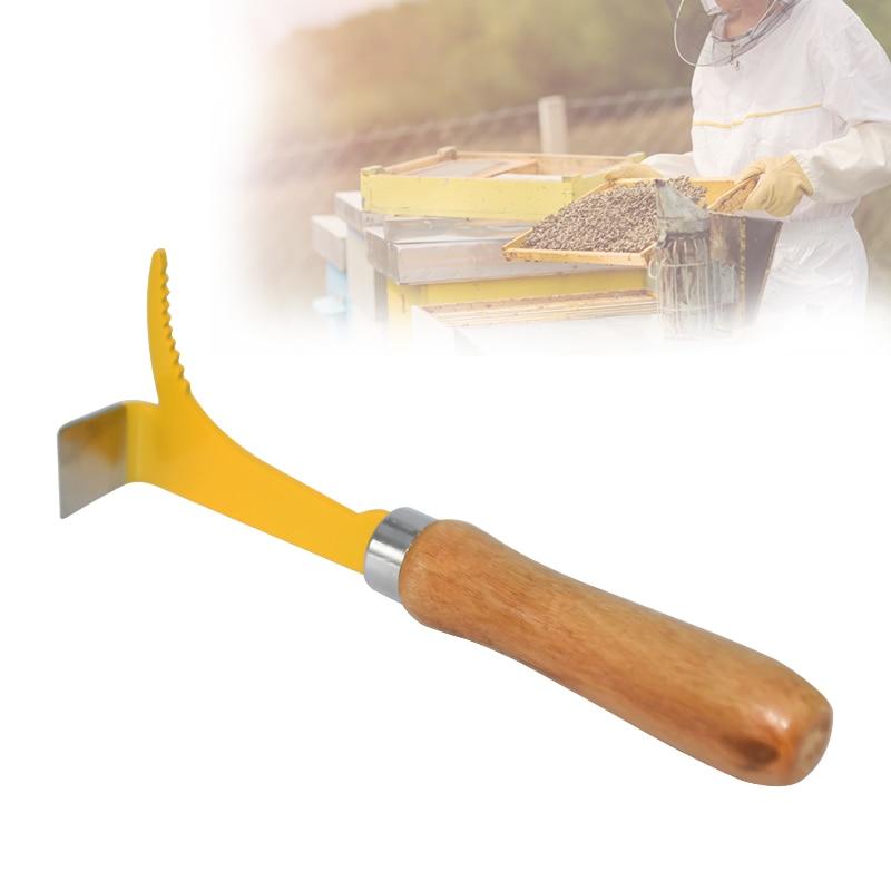 Stainlee Steel Beehive Scraper Knife Beekeeping Tools For Beekeeper Apiculture Tool Equipment Supplies Bee Hive Tool