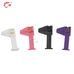 Beauty Nail Art Product Nails Pinch Clamp Nail Art Locator for Finger Skin Care Manicure Tool Pink/Purple/Black