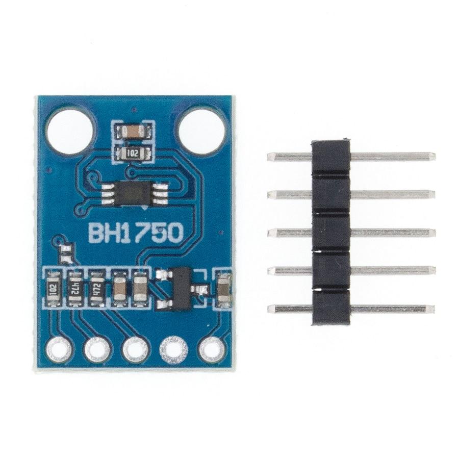 10 шт./лот GY-302 BH1750 модуль интенсивности света освещения