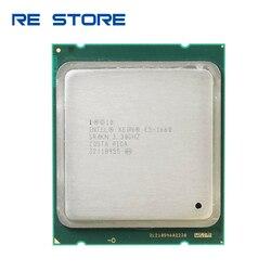 Intel xeon E5 1660 CPU procesor serwerowy 6 rdzeń 3.3GHz 15M 130W E5 1660 SR0KN w Procesory od Komputer i biuro na