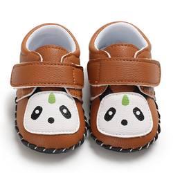 Дышащая нескользящая обувь с рисунком для маленьких мальчиков; детская обувь для малышей; кроссовки с мягкой подошвой; прогулочная обувь;