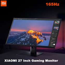 XIAOMI Monitor 165Hz Full HD Screen Surface Display Gaming IPS 178° Wide Angle 2560*1440 27