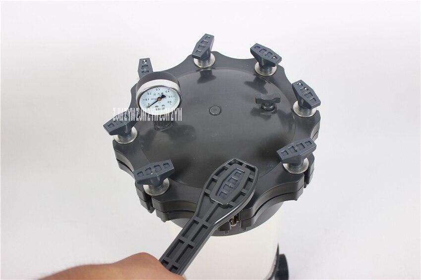 20 Pulgadas de algod/ón PP Filtro Estilo StarLightd Hogar purificador de Agua Filtro La acupuntura PP1 Micron