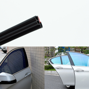 Image 4 - Car sealing strip soundproof door crash proof strip B dust proof and water proof universal hood noise reduction tape Sealing