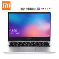 Original Xiaomi RedmiBook 14 Laptop Ryzen 5 3500U 7 3700U 8GB RAM 512GB SSD Radeon Vega8 FHD Notebook PC