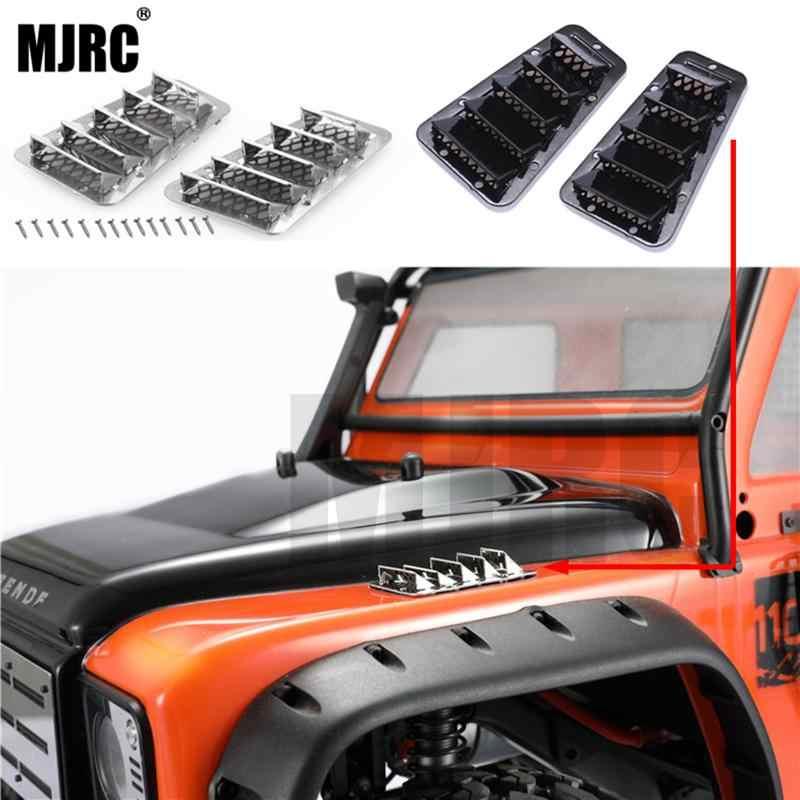 RC Car Air กรองเครื่องยนต์ขนาดใหญ่ Air Inlet สำหรับ Traxxas TRX4 AXIAL SCX10 Defender D90 D110 Series RC ชุดอะไหล่รถยนต์