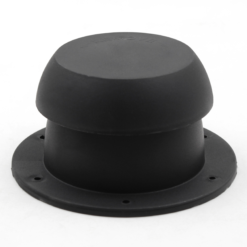 Car Mushroom Head Shape RV Top Air Vent Ventilation Cap For RV Accessories Top Mounted Round Exhaust Outlet Vent Cap