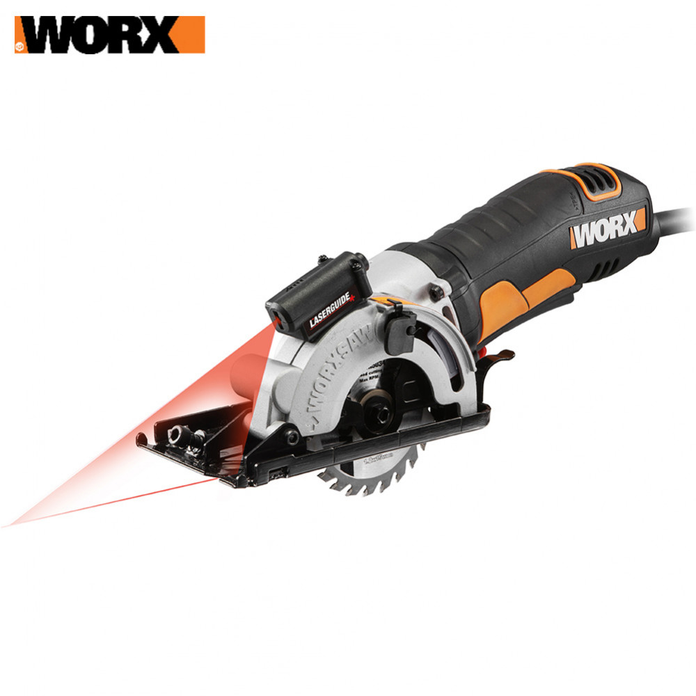 Electric Saw Worx WX426 Power tools Circular disk disks circulating saws rechargeable