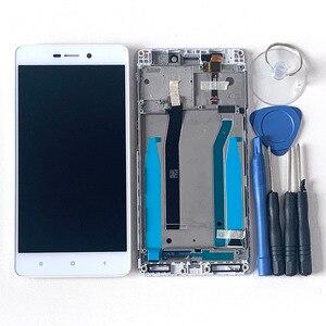 """Image 2 - 5.0 """"Xiaomi Redmi 3 용 Redmi 3S Redmi 3 Pro LCD 스크린 디스플레이 + Redmi 3X Lcd 용 터치 패널 디지타이저 프레임"""