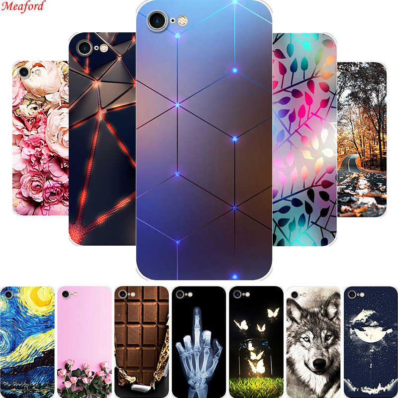 4 7 Case For Apple Iphone Se 2020 Case Popular Silicone Soft Back Cover For Iphone 7 Se 2020 Phone Case For Iphone Se 2020 Case Phone Case Covers Aliexpress