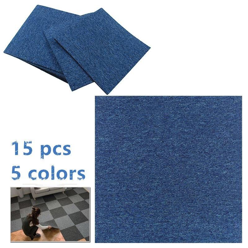 15 pièces doux et durable tapis tatami tapis chambre salon baie fenêtre couverture ramper tapis