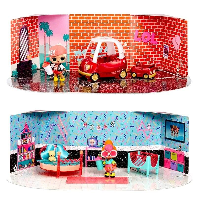 conjunto de móveis para meninas jogar casa