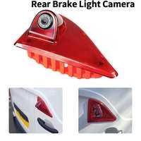 Автомобильная камера заднего вида Обратный Высокий тормозной светильник для парковки ночного видения для Opel Movano/Vauxhall Movano/Renault Master/Nissan