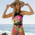Miturn новый сексуальный 2021 мягкий женский купальник с принтом, Цельный купальник, женский купальный костюм с Полной Спиной