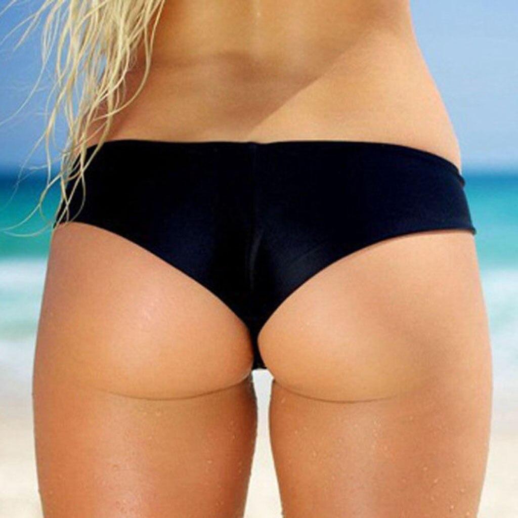 Biquíni feminino fio dental brasileiro, roupa de banho com corda g, moda praia, biquíni feminino, calças hipster, underwear2