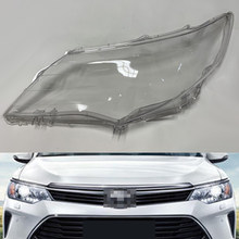 For Toyota Camry 2010 2011 2012 Headlamp Lens Car Replacement Clear Auto Shell Car Headlight Covers