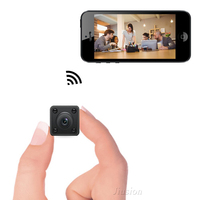 Wifi IP Mini Camera Wireless Espia Gizli Kamera Espion Micro Cam Secret Action Telecamera Body Video Recorder Camcorder