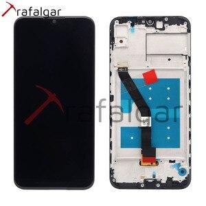 Image 2 - Trafalgar Display For HUAWEI Y6 2019 LCD Display Touch Screen For Huawei Y6 Prime 2019 Display With Frame Y6 Pro 2019 MRD LX1f