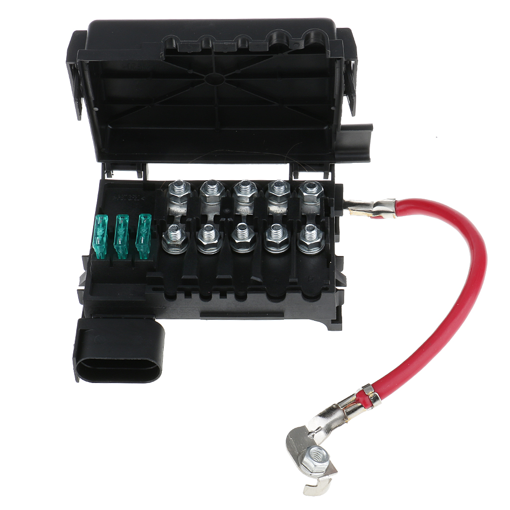 99 volkswagen beetle fuse box car battery fuse box holder terminal for 99 04 vw jetta golf mk4  terminal for 99 04 vw jetta golf mk4