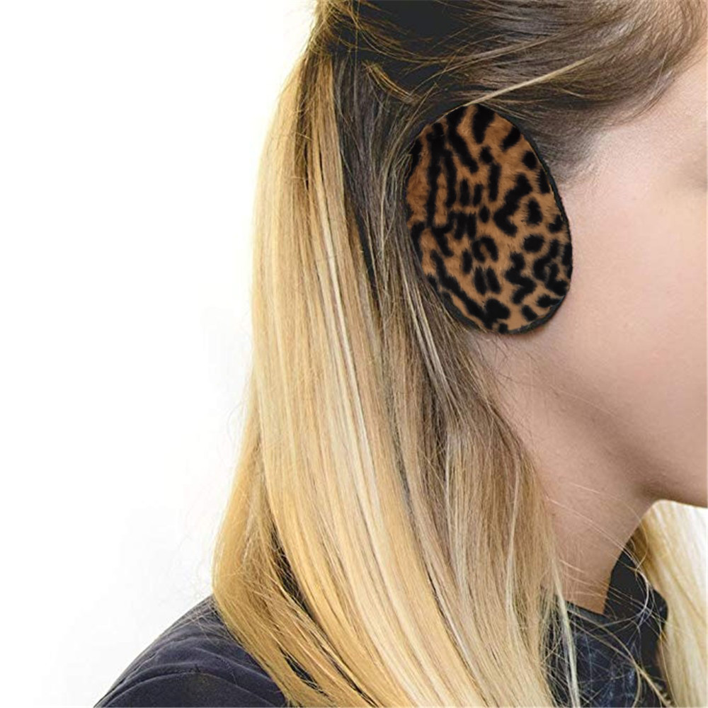 Earmuffs 1 Pair Adult Women Man Winter Earbags Bandless Ear Warmers Earmuffs Ear Cover 2019 Spring Autumn New Plus Size Fashion