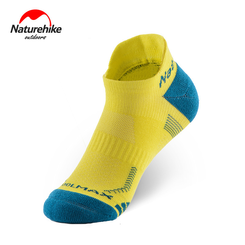 Naturehike 2 Pair Men And Women More Function Run Boat Socks Outdoors Elite Motion Socks Coolmax Speed Do Quick Drying Socks