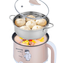 Cooking-Machine Non-Stick-Pan Electric-Rice-Cooker Hot-Pot Multifunction Mini 220V Available