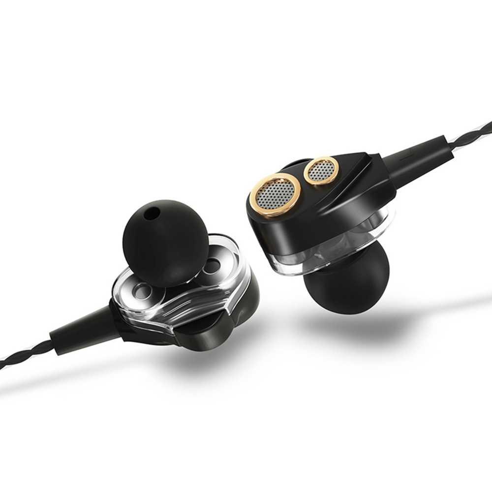 Bezprzewodowa Bluetooth TF MP3 Flash karty karta pamięci SD 4.1 cztery głośniki 6D Surround bezprzewodowa słuchawka stereo do uprawiania sportów