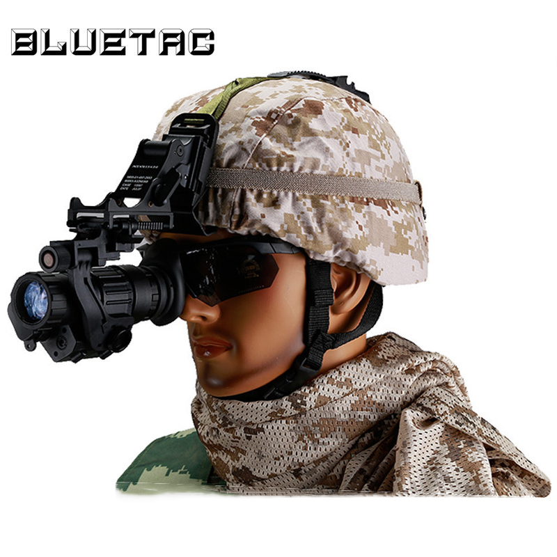 Goggles Mount-Sets NVG MICH Rhino M88 Helmet PSV-14 Night-Vision Tactical Full-Metal title=