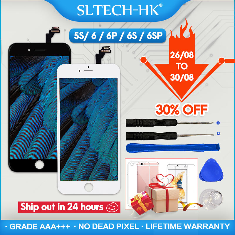 Digitizer-Assembly Display Touch-Screen 3d-Force No-Dead-Pixel iPhone 5s 6s-Plus LCD