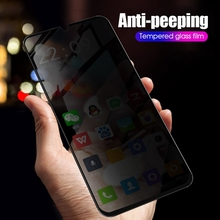 Anti-Spy Tempered Glass For Samsung A30 A50 A40 A70 A10 A20 A60 A80 For Galaxy M10 M20 M30 Protect Privacy Screen Protector Glas