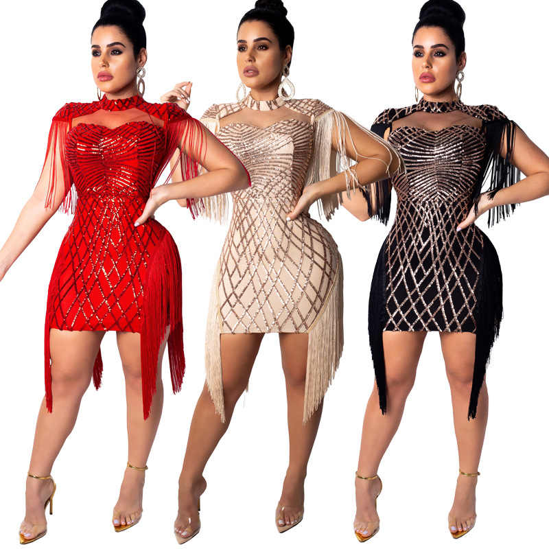Terug Split Slim Fit Bodycon Jurk Vrouwen Spaghetti Band V-hals Zomer Jurk 2019 Sexy Night Club Party Jurken Vetidos femme