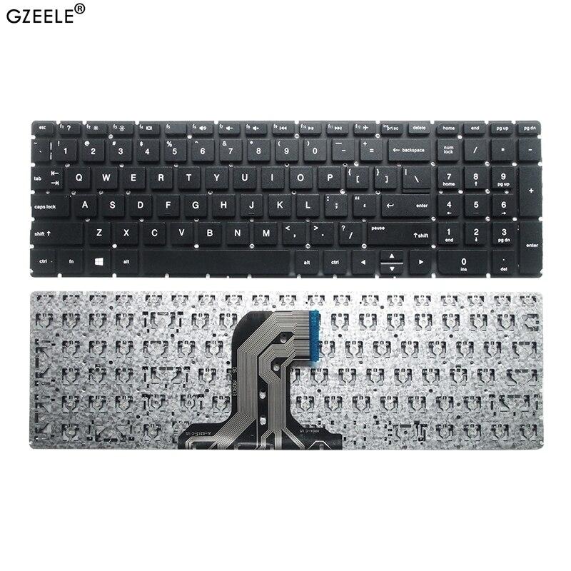 New Original Laptop US Keyboard for HP Pavillion 250 G5 255 G5 256 G5 15-BA