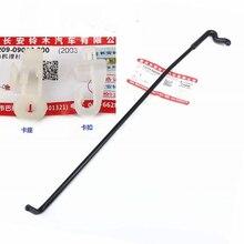 New Genuine OEM Parts Auto Bonnet Hood Rod Stay Metal (With Clips) 72310M68K00 for Suzuki Alto