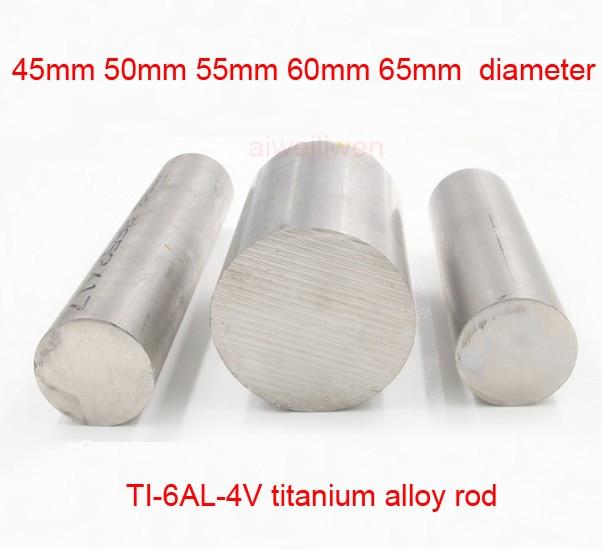 100mm long titanium tube pipe Ti hollow vessel TA2//GR2 canal 30mm 32mm 35mm OD