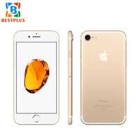 99% nouveau téléphone mondial Apple iPhone 7 A1778 LTE Mobiel 4.7 2 GB RAM 32 GB/128 GB/256 GB ROM empreinte digitale NFC ip67 téléphone étanche