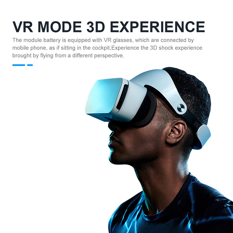 F62 Drone VR Goggles