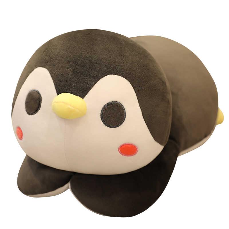 Neue Heiße Große Weiche Fett Pinguin Plüsch Spielzeug Gefüllte Cartoon Tier Puppe Mode Spielzeug für Kinder Baby Nette Mädchen Weihnachten geburtstag Geschenk