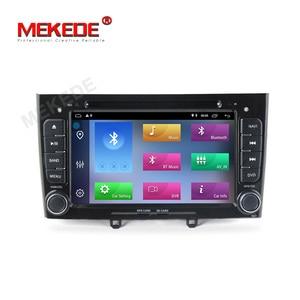 Image 3 - Мультимедийный проигрыватель для Peugeot 308 408, 7 дюймов, HD 1024x600, Android 10,0, с Wi Fi, радио, GPS навигацией, картой 8 Гб