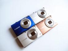 Canon PowerShot – appareil photo numérique A4000IS 16.0 MP d'occasion, avec Image optique 8x, Zoom stabilisé, objectif grand Angle 28mm, HD 720p