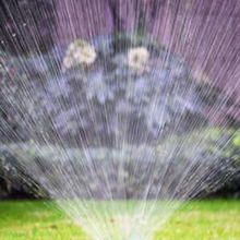 Rotary Nozzle Watering Garden-Supplies Water-Sprinkler-System Grass-Lawn Automatic 360-Degree