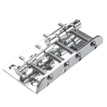 Vintage Bass Bridge Assembly for Jazz and Precision