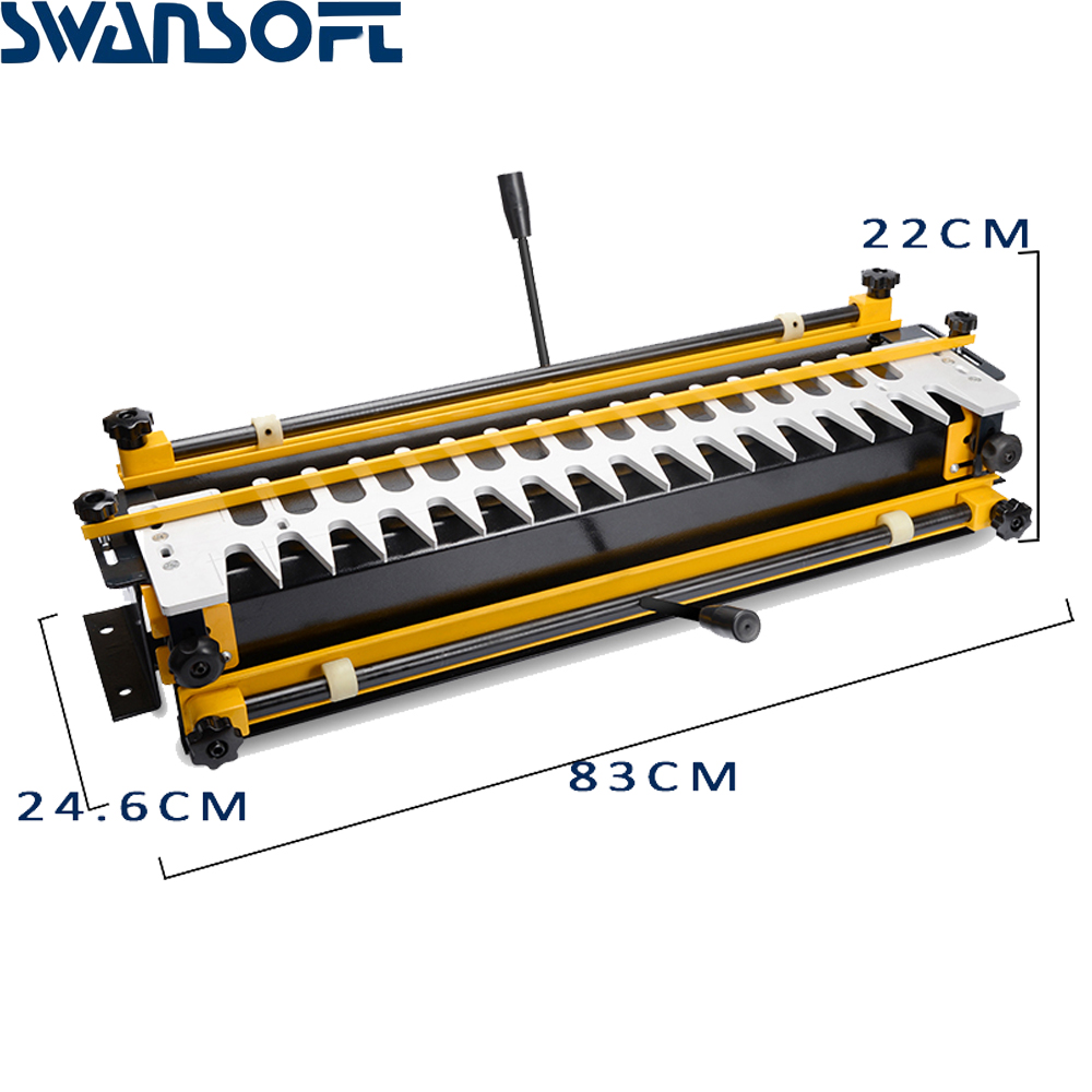 Special Offer 12 Inch Die-cast Woodworking Dovetail Machine