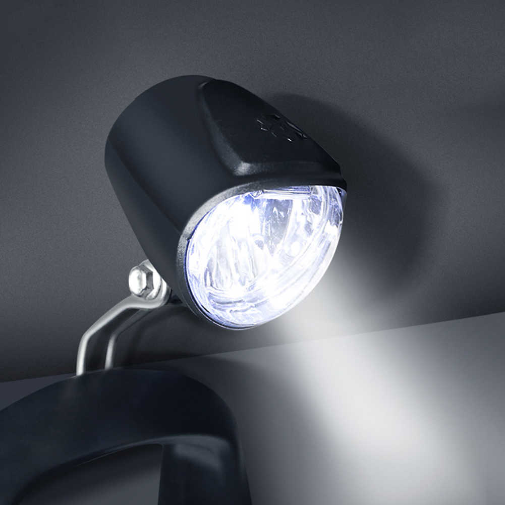 Xe Đạp Trước Ánh Sáng Đèn Xe Đạp Điện 6V Trước Đèn Pha LED Ebike Ánh Sáng Cho Bafang Giữa Động Cơ Dẫn Động Đèn Led lồng Đèn