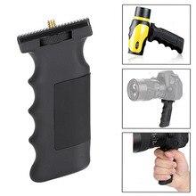 купить Handle Stabilizer Wide Platform Grip Camera Handle with 1/4 Screw for SLR for DSLR Digital Camera Smartphone Handle Stabilizer дешево