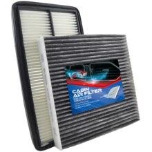 Çift güven motor kabin hava filtresi için 2007 2009 Acura MDX/2005 2010 Honda Odyssey/2009 2015 Honda Pilot 80292 SDA A01