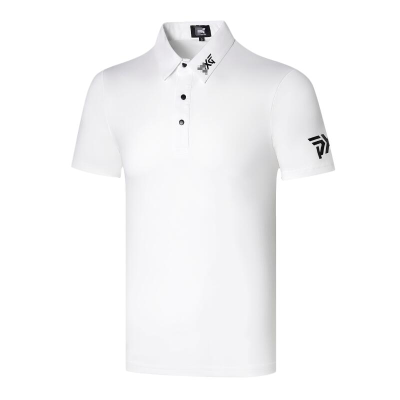 Golf Clothes Men's Short Sleeves