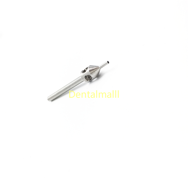 High Quality Stainless Steel Hair Implants Ultra-sharp FUE Punches(0.8-1.0) Serrated Plates Horn Mouths